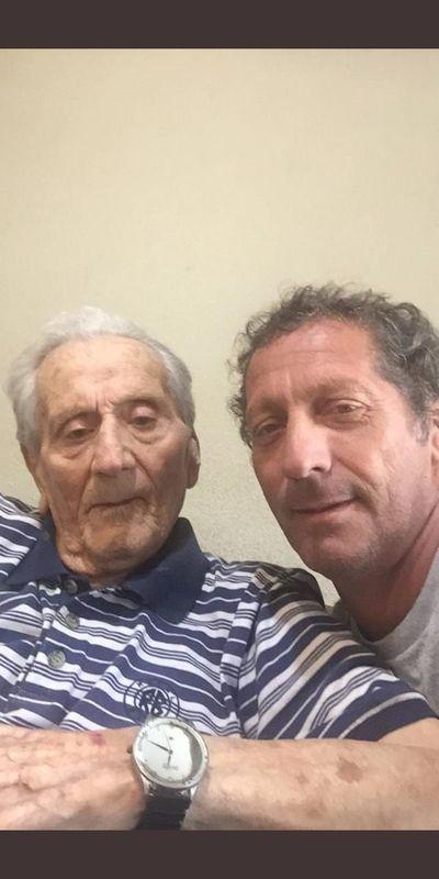 Fallece el padre de Pedro Troglio, exDT de Cerro