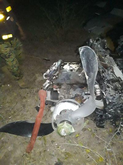 Fallece piloto tras accidente aéreo en Alto Paraguay