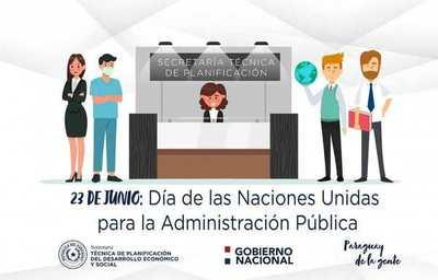 ONU Resalta Labor de Funcionarios Públicos En Pandemia