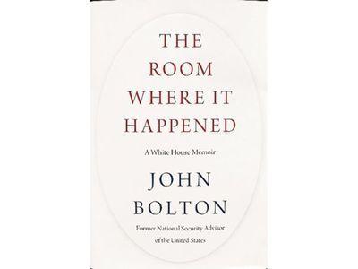 Libro de Bolton describe la política confusa de Trump