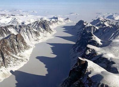 Temperatura récord en el Ártico