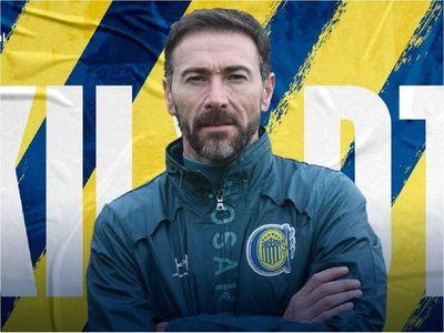 Rosario Central anuncia a su nuevo entrenador