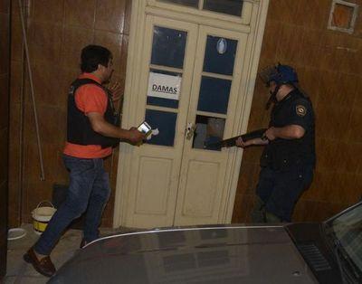 Suspenden preliminar en caso del ataque al PLRA