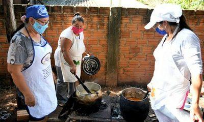 Más de 1.000.000 de kilos de alimentos para las ollas populares de Alto Paraná – Diario TNPRESS