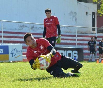 Pablo Gavilán y la meta de River Plate