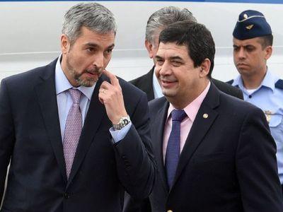 Faltan declaraciones juradas de Hugo Velázquez