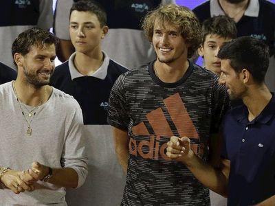 El padre de Djokovic culpa al búlgaro Dimitrov
