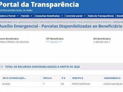 Intendenta de Carmelo Peralta cobra subsidio en Brasil