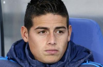 A James Rodríguez le gustaría saber por qué no juega en el Real Madrid