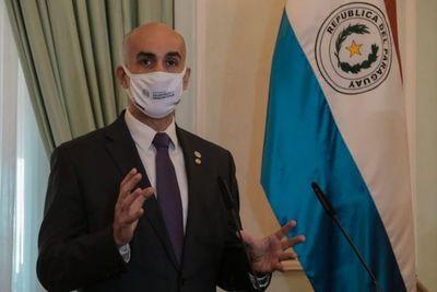 Julio Mazzoleni confirma 106 nuevos casos de coronavirus