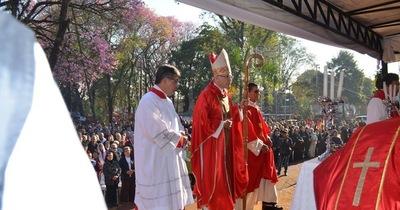 Cuarentena inteligente: Diócesis de San Lorenzo establece protocolo sanitario para celebración litúrgica