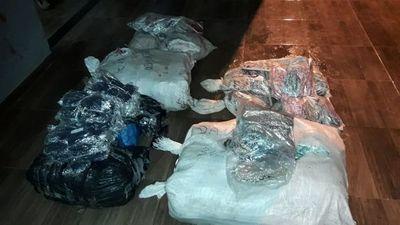 Incautan mercaderías contrabandeadas en el río Paraná