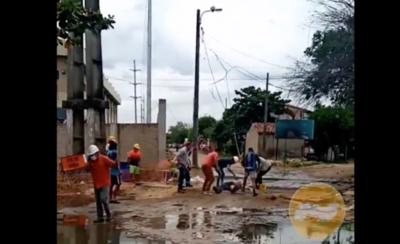 HOY / Explota sistema eléctrico en la zona de Costanera y habrían heridos