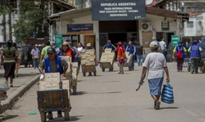 HOY / Argentina cierra paso fronterizo con Bolivia por casos de coronavirus