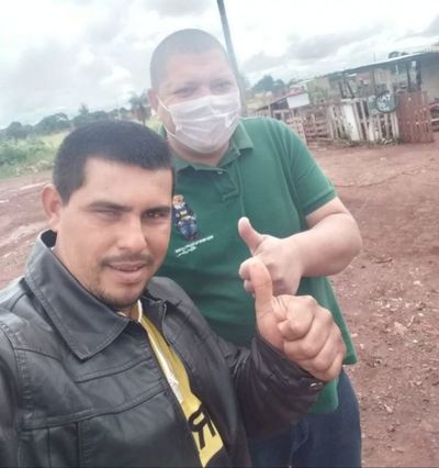 Conozca la lista de políticos que apoyan a violento invasor de plazas de Pedro Juan Caballero