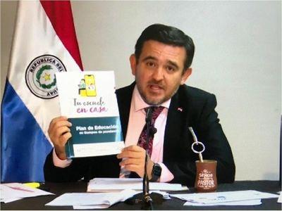 Patrimonio de Eduardo Petta se duplicó en el Senado