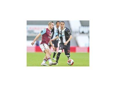 Newcastle no supo mantener  la victoria