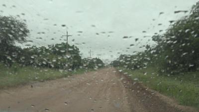 Desde hoy se esperan lluvias y marcado descenso de la temperatura