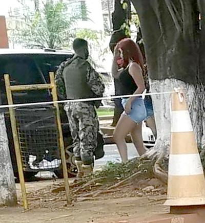 Nexo de casos de coronavirus en la cárcel de CDE serían militares