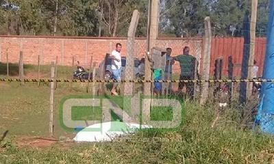 Hombre cayó de un tanque de agua y murió – Prensa 5
