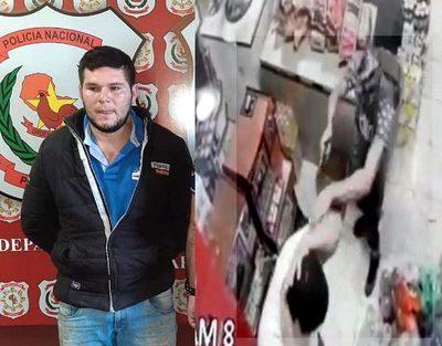 Delincuente con tres órdenes de capturas  cae detenido tras una persecución policial – Diario TNPRESS
