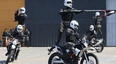 Concepción contará con el Grupo táctico Lince