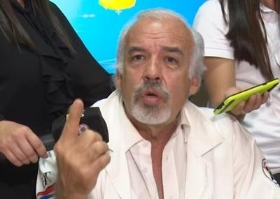 Aníbal Filártiga critica gestión de Abdo y Mazzoleni · Radio Monumental 1080 AM