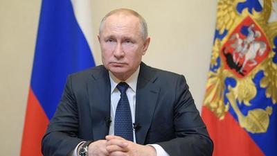 """Comenzó plebiscito que abriría camino a """"Putin Presidente"""" hasta el 2036"""
