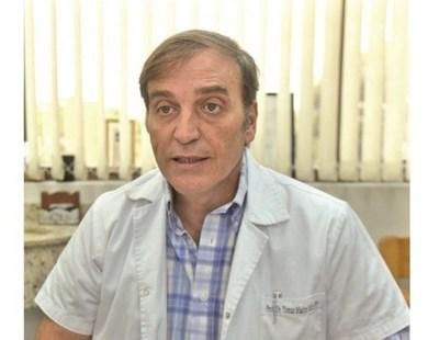 """Infectólogo advierte sobre aumento de casos positivos del Covid-19 """"coincidentemente con el frío"""""""