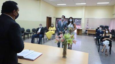 Empresas proveedoras para eventos presentaron protocolo a Salud