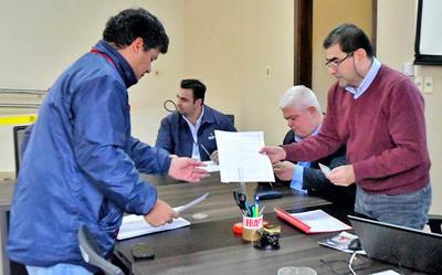 La Entidad financiará pavimentación asfáltica de calles urbanas del distrito Mariscal López, Caaguazú