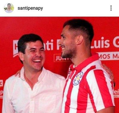 """Roque ¿presi?: """"Nunca dije no a patear un penal"""""""