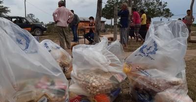 En 107 días, SEN entregó 2.000.000 de kilos de alimentos