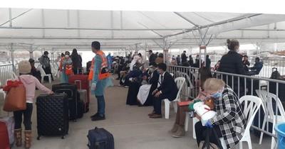 En total, llegarán al país 120 compatriotas que ya embarcaron desde Perú