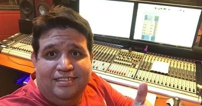 Sergio Cuquejo lleva la música folclórica al sonido 8D