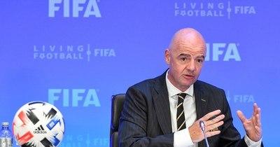 La FIFA ratificó inicio de las eliminatorias para setiembre