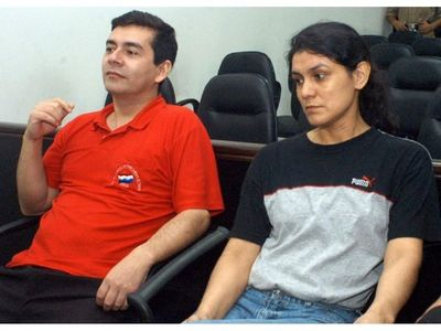 Alcides Oviedo, Carmen Villalba  y Meza tendrán otra condena