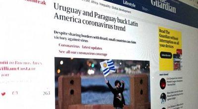 The Guardian destaca gestión en Uruguay y Paraguay para lograr