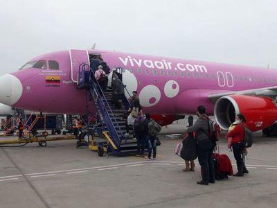 Más de 120 compatriotas arribaron anoche desde Perú