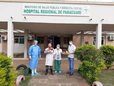 Covid en Paraguarí: Salud registra favorable número de recuperados