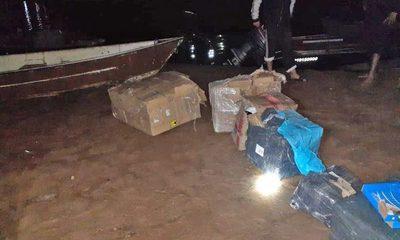 Marinos incautan canoa y repuestos para  vehículos que iban a ingresar de contrabando – Diario TNPRESS