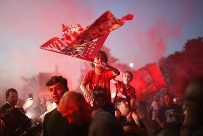 Liverpool: ni la pandemia impidió el ansiado festejo luego de 30 años de espera