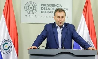 HOY / Benigno López, ministro de Hacienda, sobre la presentación del proyecto de rehabilitación económica