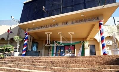 HOY / Lambaré: Municipalidad reabre puertas para atención al público