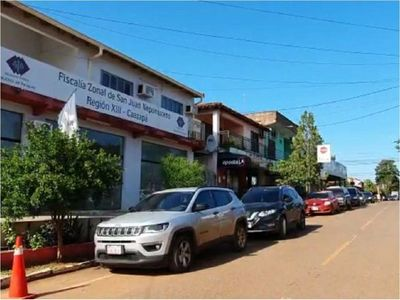 San Juan Nepomuceno: Fiscalía suspende actividades