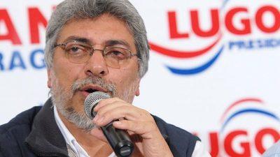 Fernando Lugo tiene G. 1.676 millones de patrimonio
