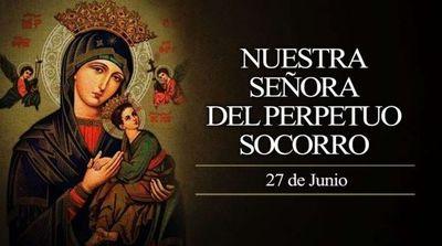 Católicos de Pedro Juan Caballero celebran el día de su virgen patrona