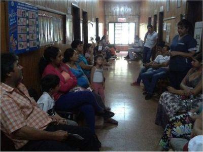 Hohenau recibe a pacientes con problemas respiratorios