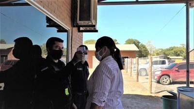 Instan a instituciones de seguridad a reforzar control ante COVID-19