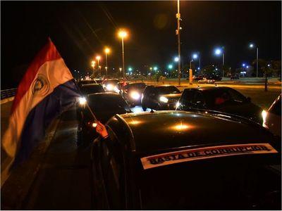 Repudian la criminalización de las protestas contra la corrupción